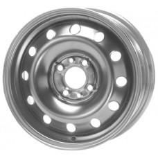 KFZ 6395 5,5х14 PCD:4x108  ET:24 DIA:65.1 цвет:S (серебро)