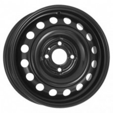 KFZ 8565 6,5х16 PCD:4x108  ET:26 DIA:65.1 цвет:Black
