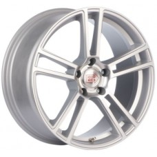1000-Miglia MM1002 8,0х18 PCD:5x112  ET:35 DIA:66.6 цвет:Matt Silver Polished