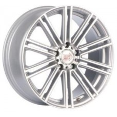 1000-Miglia MM1005 9,5х19 PCD:5x120  ET:45 DIA:72.6 цвет:Matt Silver Polished