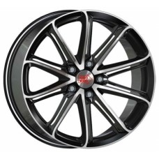 1000-Miglia MM1007 7,5х17 PCD:5x112  ET:45 DIA:66.6 цвет:Dark Anthracite Polished