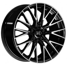 1000-Miglia MM1009 8,0х17 PCD:5x120  ET:30 DIA:72.6 цвет:Dark Anthracite Polished