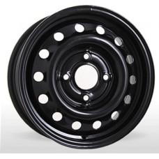 Magnetto 14013 5,5х14 PCD:4x100  ET:49 DIA:56.5 цвет:BL (черный глянцевый)