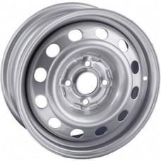 Trebl 53A43C 5,5х14 PCD:4x100  ET:43 DIA:60.1 цвет:S (серебро)