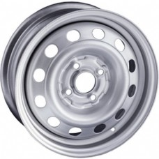 Trebl 64A45R 6,0х15 PCD:4x100  ET:45 DIA:54.1 цвет:S (серебро)