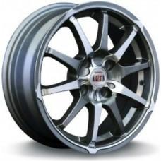 Alcasta M10 8,5х18 PCD:5x112  ET:34,5 DIA:66.5 цвет:Racing Black