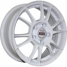 Alcasta M20 7,0х17 PCD:5x105  ET:42 DIA:56.6 цвет:W (белый)