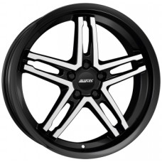 Alutec Drive 8,0х17 PCD:5x120  ET:34 DIA:72.6 цвет:Diamant Black Front Polished