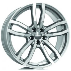 Alutec DriveX 9,5х21 PCD:5x130  ET:53 DIA:71.5 цвет:Metal Grey Front Polished