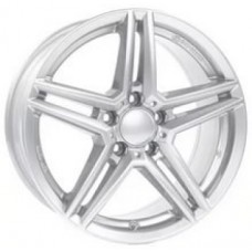 Alutec M10X 7,5х17 PCD:5x112  ET:53 DIA:66.5 цвет:polar silver