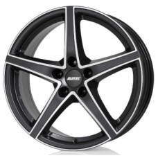 Alutec Raptr 8,0х18 PCD:5x112  ET:34 DIA:70.1 цвет:Racing Black Front Polished