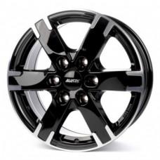 Alutec Titan 7,0х16 PCD:6x114,3  ET:45 DIA:66.1 цвет:Diamond Black Front Polished