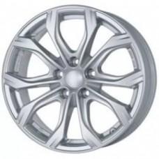 Alutec W10X 8,5х19 PCD:5x127  ET:55 DIA:71.6 цвет:polar silver