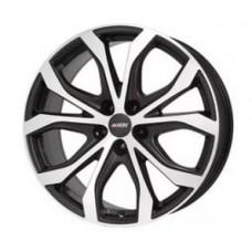 Alutec W10X 8,5х19 PCD:5x127  ET:55 DIA:71.6 цвет:Racing Black Front Polished