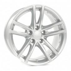 Alutec X10 8,0х18 PCD:5x120  ET:34 DIA:72.6 цвет:polar silver