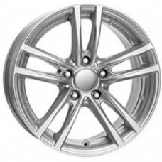 Alutec X10X 9,0х19 PCD:5x120  ET:37 DIA:74.1 цвет:polar silver