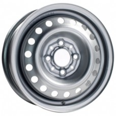 Arrivo AR022 5,5х14 PCD:4x100  ET:43 DIA:60.1 цвет:S (серебро)