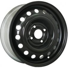 Arrivo AR026 5,5х14 PCD:4x100  ET:49 DIA:56.6 цвет:BL (черный глянцевый)