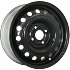 Arrivo AR120 6,5х16 PCD:4x108  ET:26 DIA:65.1 цвет:BL (черный глянцевый)