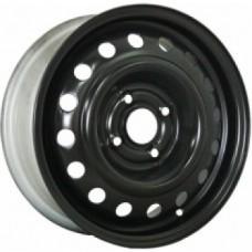 Arrivo AR188 6,0х16 PCD:4x100  ET:50 DIA:60.1 цвет:BL (черный глянцевый)