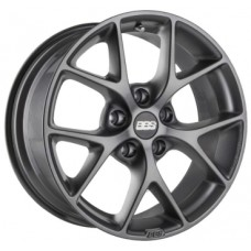 BBS SR 7,0х16 PCD:5x120  ET:36 DIA:82.0 цвет:Satin Himalaya-Grey