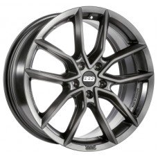 BBS XA 8,5х18 PCD:5x112  ET:46 DIA:82.0 цвет:BLACK DIAMOND CUT