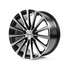 Borbet BLX 8,5х18 PCD:5x108  ET:45 DIA:72.5 цвет:Black Matt polished