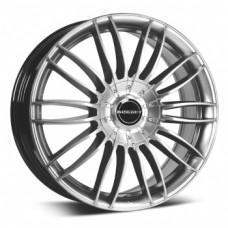 Borbet CW3 9,0х20 PCD:5x120  ET:45 DIA:72.5 цвет:Sterling-silver