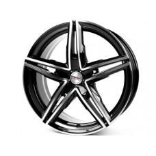 Borbet XRS 8,5х19 PCD:5x112  ET:48 DIA:72.5 цвет:Black polished glossy