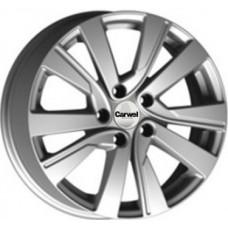 Carwel Гирвас-185-(Octavia) 7,0х17 PCD:5x112  ET:48,5 DIA:57.1 цвет:SL