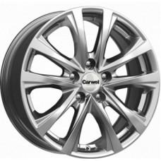 Carwel Касли-167-(Audi-A4) 7,0х17 PCD:5x112  ET:46 DIA:66.6 цвет:SL