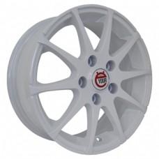 Ё-wheels E04 6,0х15 PCD:5x112  ET:45 DIA:57.1 цвет:W (белый)