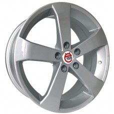 Ё-wheels E06 6,0х15 PCD:5x100  ET:40 DIA:57.1 цвет:S (серебро)