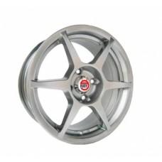 Ё-wheels E08 6,5х16 PCD:4x100  ET:36 DIA:60.1 цвет:S (серебро)