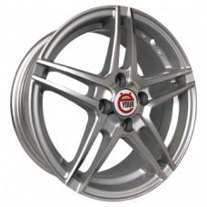 Ё-wheels E29 6,0х15 PCD:4x100  ET:48 DIA:54.1 цвет:SF (серебро,полировка)