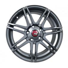 Ё-wheels E30 6,0х15 PCD:4x100  ET:48 DIA:54.1 цвет:GM (темно-серый)