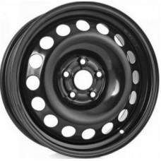 Magnetto 16016-AM-Hyundai-Creta 6,0х16 PCD:5x114,3  ET:43 DIA:67.1 цвет:BL (черный глянцевый)