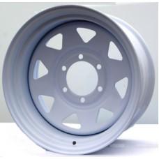 Ikon MG81 7,0х15 PCD:5x139,7  ET:0 DIA:110.5 цвет:W (белый)