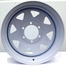 Ikon MG84 8,0х16 PCD:6x139,7  ET:0 DIA:110.5 цвет:W (белый)