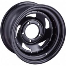 Ikon MG85 8,0х16 PCD:5x139,7  ET:-19 DIA:110.5 цвет:BL (черный глянцевый)