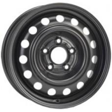 KFZ 8756 6,5х16 PCD:5x114,3  ET:45 DIA:67.1 цвет:BL (черный глянцевый)