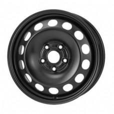 KFZ 9127 6,5х16 PCD:5x114,3  ET:42 DIA:67.0 цвет:BL (черный глянцевый)