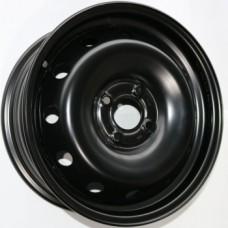 Magnetto 15001-AM-Lada-Largus 6,0х15 PCD:4x100  ET:50 DIA:60.0 цвет:BL (черный глянцевый)