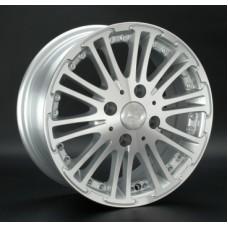 LS-Wheels 111 6,0х14 PCD:4x108  ET:28 DIA:73.1 цвет:SF (серебро,полировка)