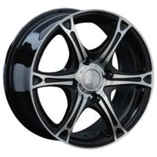 LS-Wheels 131 6,5х16 PCD:5x112  ET:45 DIA:73.1 цвет:BKF (черный)
