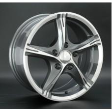 LS-Wheels 137 6,5х15 PCD:5x112  ET:45 DIA:57.1 цвет:GMF (темно-серый,полировка)