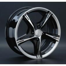 LS-Wheels 137 6,5х15 PCD:5x112  ET:45 DIA:57.1 цвет:BKF (черный)