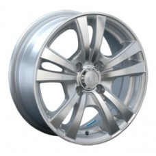 LS-Wheels 141 6,0х14 PCD:4x98  ET:35 DIA:58.6 цвет:SF (серебро,полировка)
