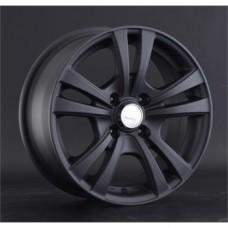 LS-Wheels 141 6,5х15 PCD:4x100  ET:40 DIA:73.1 цвет:MB (матовый черный)