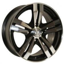 LS-Wheels 142 6,5х15 PCD:5x112  ET:40 DIA:73.1 цвет:BKF (черный)